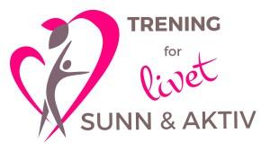Sunn & aktiv fra Trening for livet logo